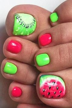 Beautiful Toe Nail Designs picture 6