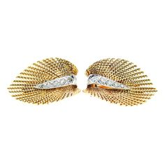 Can be worn as dress/shoe clips or earrings