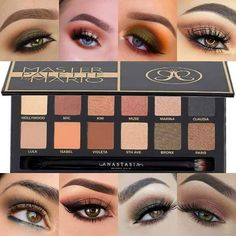 Anastasia Eye Shadow Palette - By Mario $38.99 https://www-trends.myshopify.com/products/anastasia-beverly-hills-glow-kit-all-shads-powder-palette-us-seller-fast-ship-2