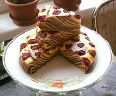 Narrow Very Fashion Gm Diet Indian Light Desserts, Fun Desserts, Low Calorie Desserts, Healthy Sweet Snacks, Hungarian Recipes, Sin Gluten, Homemade Cakes, Creative Food, Paleo