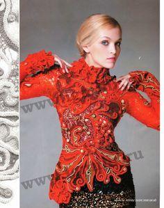 Журнал мод № 570 2013 - Татьяна Балукова/Волегова - Веб-альбомы Picasa