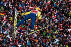 Noriaki Kasai in FIS Nordic World Cup - Four Hills Tournament Day 2