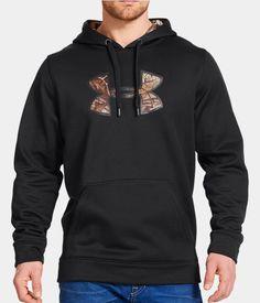 Men's UA Storm Armour® Fleece Caliber Hoodie | Under Armour CA