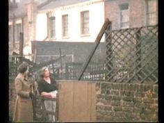 London, St John's Wood  - rare colour footage from the late 1940s. Georges Delerue, via coolitababy on YouTube.