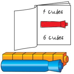 Image result for measuring with centimeter cubes