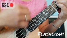 Flashlight - Jessy. J (Ukulele Cover - YouTube) Ukulele, Flashlight, Cover, Youtube, Blankets, Youtube Movies