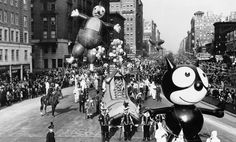 These vintage Macy's Thanksgiving Day Parade balloons offer a delightful glimpse into pop culture past - The Week