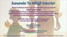 Terapia Mayéutica: Taller vivencial SANANDO TU NIÑ@ INTERIOR