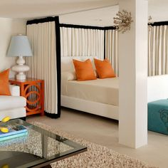 Studio Apartment Room Dividers Design, Pictures, Remodel, Decor and Ideas