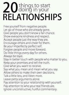 things to remember...love this!