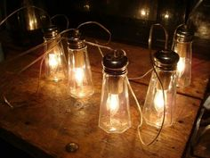 Cool outdoor lighting | Projects (DIY, Crafts, & Repurpose) | Pintere ...