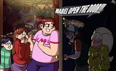 7 Minutes in Heaven by Chillguydraws Gravity Falls Anime, Gravity Falls Funny, Gravity Falls Dipper, Gravity Falls Comics, Seven Minutes In Heaven, Dipper And Pacifica, Gravity Falls Journal, Grabity Falls, Dipcifica