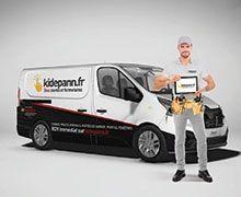 kidepann.fr le 1er service national de dépannage en menuiserie store ou motorisation sous 48 heures