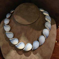 Extraordinary necklace from Vhernier @vhernier #luxury #finejewelry #saks