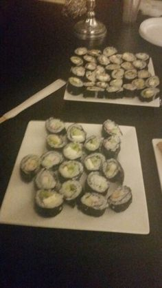 Love my own made sushi