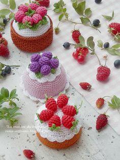 La maison du bonheur: Чудо-пирожные.