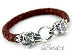 Leather Bracelet TIGER vs. TIGER
