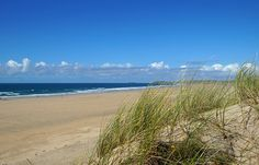The three miles of golden sand from Hayle to Gwithian