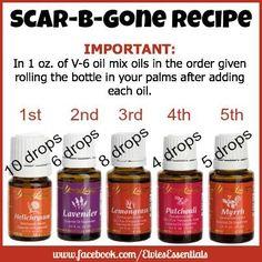 Scar B Gone