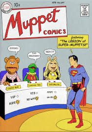 Find images and videos about muppets and legion of super heroes on We Heart It - the app to get lost in what you love. Avengers Alliance, Classic Comics, Comic Book Covers, Cartoon Network, Marvel Dc, Funny Pictures, Jokes, Adventure, Chistes