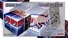 Custom Power Supplies - PDU's, UPS's, FREQUENCY CONVERTERS, CONTROL & MONITORING, & MORE! www.RaptorPowerSystems.com #CustomPowerSupplies Raptor Power Systems - Google+
