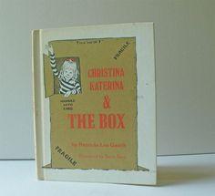Christina Katerina & the Box - love this kids' book