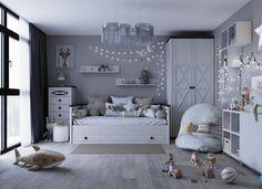 Interior Design Studio, Toddler Bed, Projects, Furniture, Behance, Branding, Home Decor, Nest Design, Child Bed