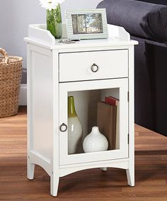 Look what I found on #zulily! Talia Accent Table #zulilyfinds