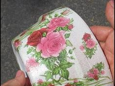 Over the past few years I have become interested in the art of DECOUPAGE and using design transfers in my work. I wanted to learn how to decoupage the right way. I had some trouble finding pictures to decoupage with but one day as luck would have. Decoupage Glue, Napkin Decoupage, How To Decoupage Furniture, Diy Decoupage Tutorial, Crafts To Make, Arts And Crafts, Diy Crafts, Craft Iron, Mod Podge Crafts