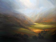 Beckstones Art Gallery - James Naughton 2012