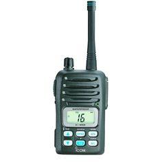 Marine and Aircraft Radios: Icom Ic-M88 Mini Handheld Vhf Radio - Waterproof -> BUY IT NOW ONLY: $250.0 on eBay!