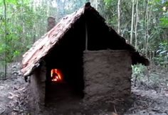 Awesome Video: How to Build a Long-term Survival Shelter with No Tools