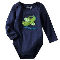 Jumping Beans Appliqued Bodysuit - Baby. Size: 6, 9, 12, 18, 24 meses. Price: $6