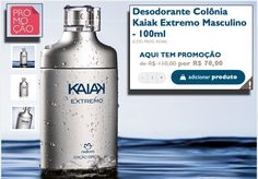 O novo Kaiak Extremo é uma edição especial do tradicional Kaiak, com um toque de frescor que intensifica a fragrância. Descubra o que move você nesta embalagem exclusiva. Conteúdo: 100 ml ------------------- http://rede.natura.net/espaco/ljpurocharmebauru/desodorante-colonia-kaiak-extremo-masculino-100ml-pid45206