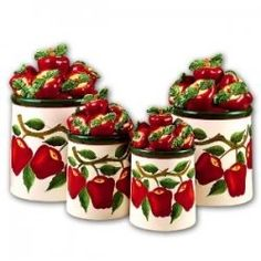 Apple Kitchen Decor Is Extremely Por And Perfect For The Blends With A Country Theme Very Well Wouldn T It Be