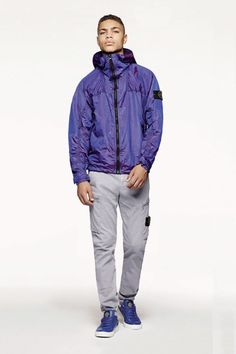 Stone Island – Spring/Summer 2016 Lookbook Stone Island is back again with a look at their upcoming Spring/Summer 2016 offerings, delivering more of what the brand does best. Known for their ability to weave together technical fabrics with innovative cuts, Stone Island turns it up for the warmer seasons with a bit of apparel experimentation.