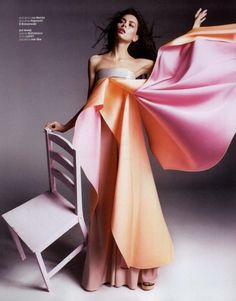 Fashion Magazine x LA MANIA Spring-Summer 2015