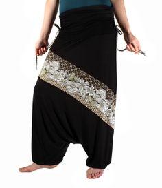 Modern Ethno***Aladinhose von iKatch auf DaWanda.com