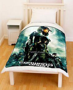 Blanket for new room  Halo 4 Fleece Blanket | eBay