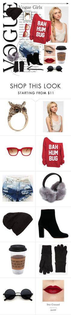 """TBC"" by rock-ccx on Polyvore featuring moda, Accessorize, Eva NYC, Sheriff&Cherry, Puebco e Y-3"