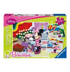 Ravensburger Puzzle Disney Hübsche Minnie Mouse