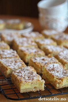 Vanilje- og epleruter i langpanne | Det søte liv