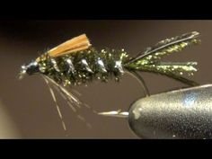 Zug Bug Fly Tying Video Instructions | How To Tie a Zug Bug Nymph | Fly Tying Videos | In The Riffle