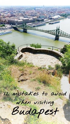 Planning your trip to Budapest? Here are 12 mistakes to avoid when visiting Budapest. European Destination, European Vacation, European Travel, Europe Travel Tips, Places To Travel, Budapest Guide, River Cruises In Europe, Danube River Cruise, Hungary Travel