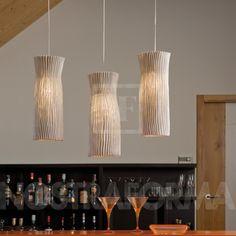 Arturo Alvarez Gea pendant lamp GE04 » modern and contemporary lighting fixtures, chandeliers & furniture » NOSTRAFORMA.