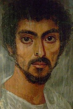 I've been reading John Berger's book, The Shape of a Pocket. In it there's an essay on the Fayum portraits. During the 1st to 3rd century AD in Egypt, painted panel portraits (mor…
