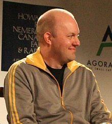 Marc Andreessen (* 9. Juli 1971 in Cedar Falls, Iowa), ist Mitgründer des Unternehmens Netscape Communications Corporation und Entwickler des Browsers Mosaic, eines der ersten international weit verbreiteten Webbrowser.