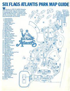 Six Flags Atlantis: The Water Kingdom. Best. Waterpark. Ever.