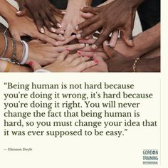 #human #gordonmodel #gordontraining Never Change, Do It Right, Good Parenting, You Must, Relationship Tips, You Changed, Leadership, Bring It On, Facts