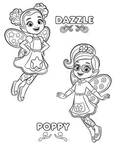 Butterbeans Cafe Logo   Coloring pages, Cute coloring ...